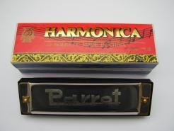 Parrot HD10 C dur foukací harmonika