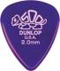 Dunlop Delrin Standard 2.00 mm trsátko