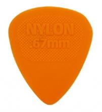 Dunlop Nylon Midi Standard 0.67 mm trsátko