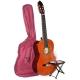 Valencia CG1K-NA klasická gitara s příslušenstvím