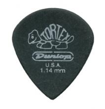 Dunlop Tortex Black Pitch Jazz 1.14 mm trsátko
