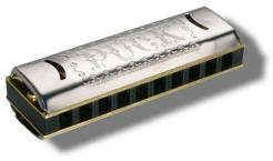 Hohner Puck C dur foukací harmonika