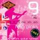 Rotosound R9 Roto Pinks 09-42 struny pro elektrickou kytaru