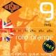 Rotosound RH9 Roto Orange 09-46 struny pro elektrickou kytaru