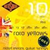 Rotosound R10 Roto Yellows 10-46 struny pro elektrickou kytaru