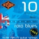 Rotosound RH10 Roto Blues 10-52 struny pro elektrickou kytaru
